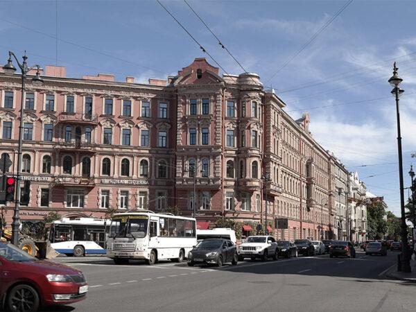 Петроградка и Каменный Остров 2020
